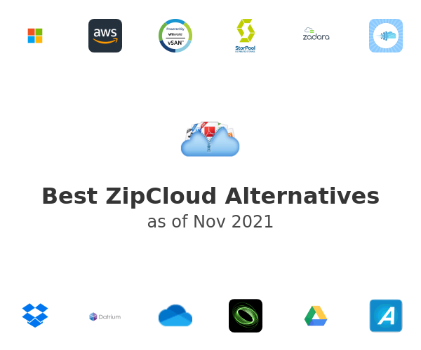Best ZipCloud Alternatives