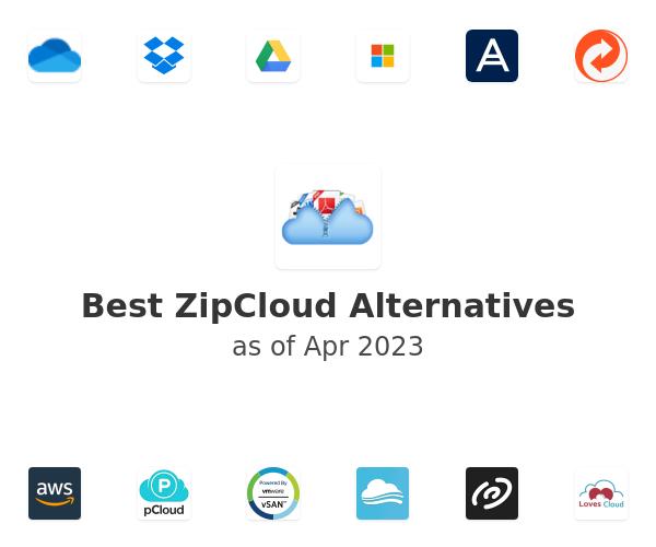 Best ZipCloud Alternatives