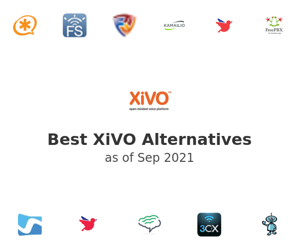 Best XiVO Alternatives
