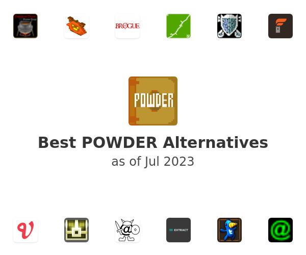Best POWDER Alternatives