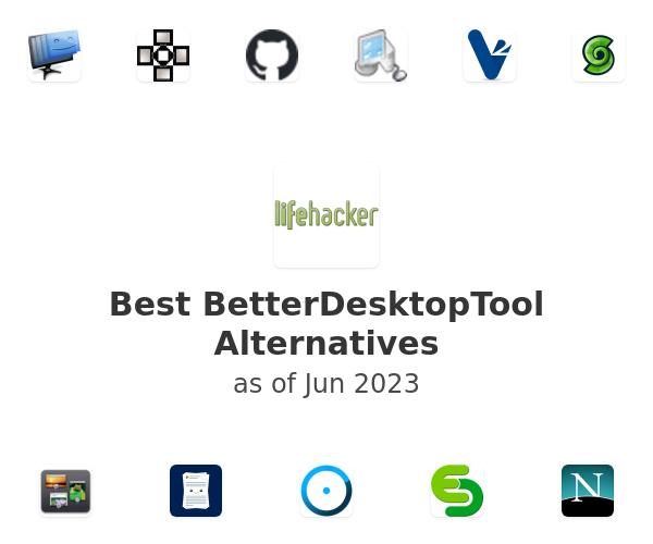 Best BetterDesktopTool Alternatives