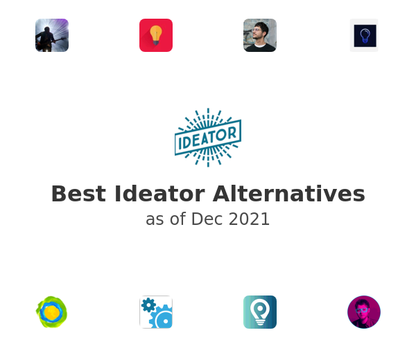 Best Ideator Alternatives