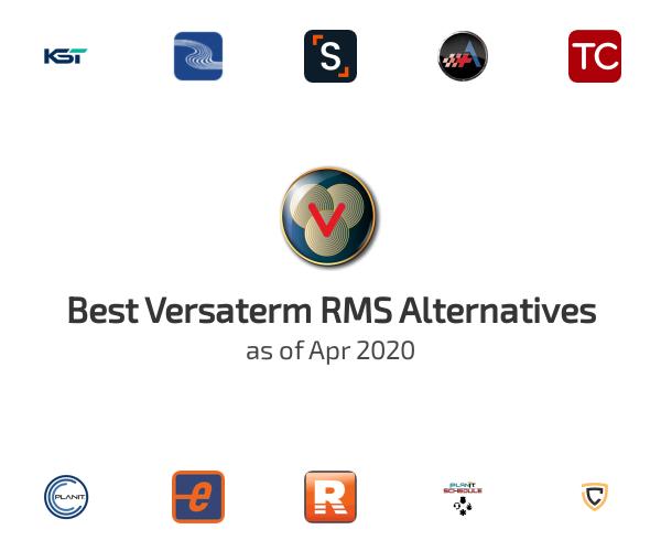 Best Versaterm RMS Alternatives