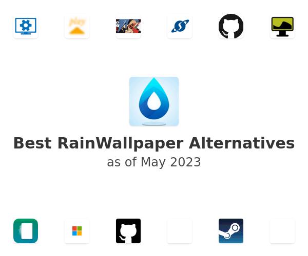 Best RainWallpaper Alternatives
