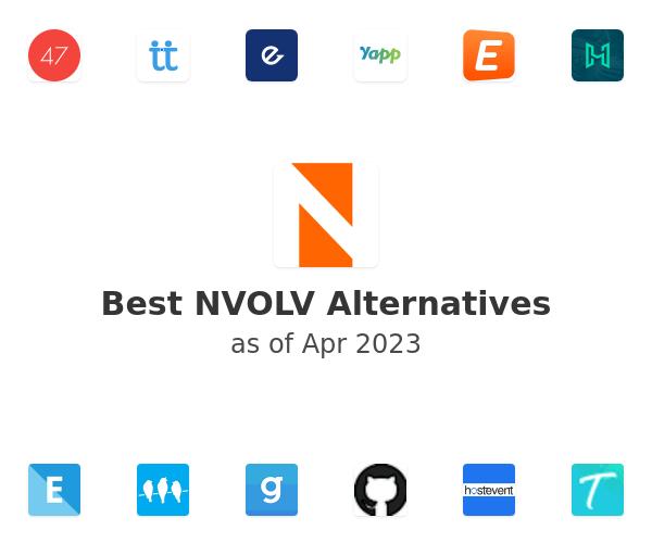 Best NVOLV Alternatives