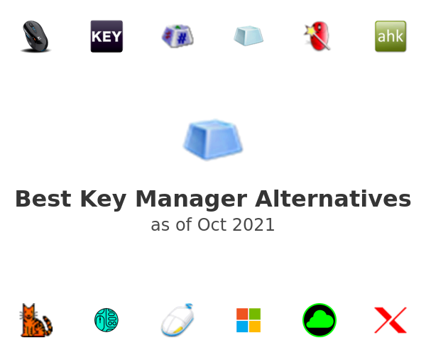 Best Key Manager Alternatives