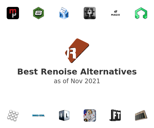 Best Renoise Alternatives