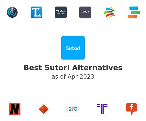Best Sutori Alternatives