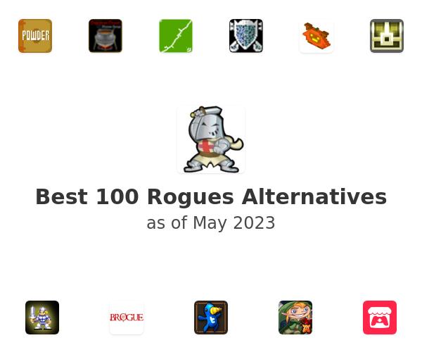 Best 100 Rogues Alternatives