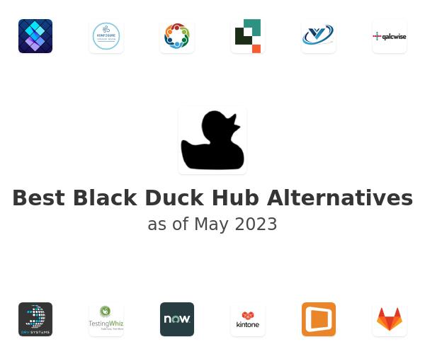 Best Black Duck Hub Alternatives