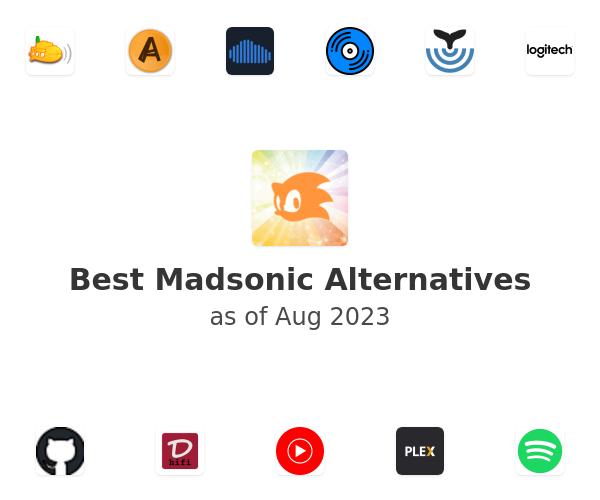 Best Madsonic Alternatives