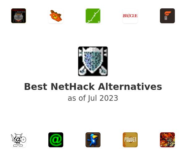 Best NetHack Alternatives