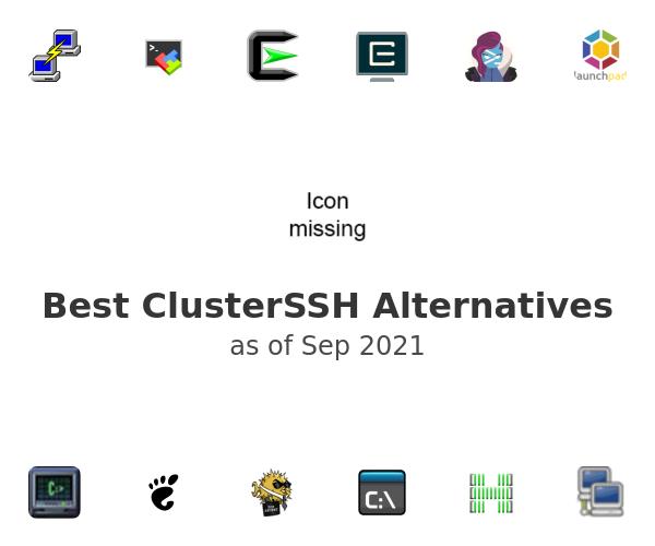 Best ClusterSSH Alternatives