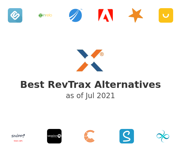 Best RevTrax Alternatives