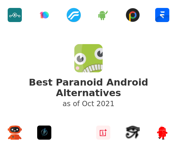 Best Paranoid Android Alternatives