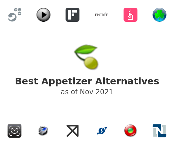 Best Appetizer Alternatives