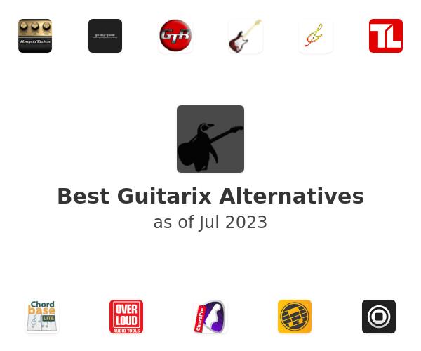Best Guitarix Alternatives