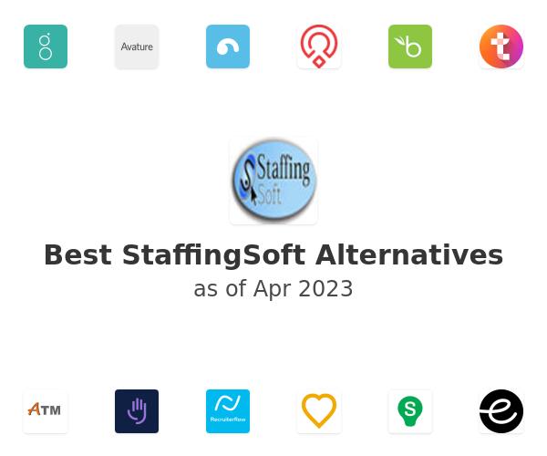 Best StaffingSoft Alternatives