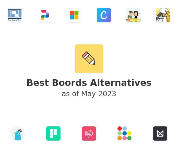 Best Boords Alternatives