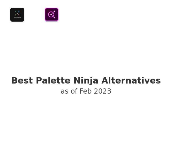 Best Palette Ninja Alternatives