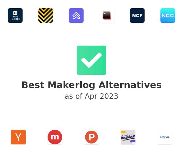 Best Makerlog Alternatives