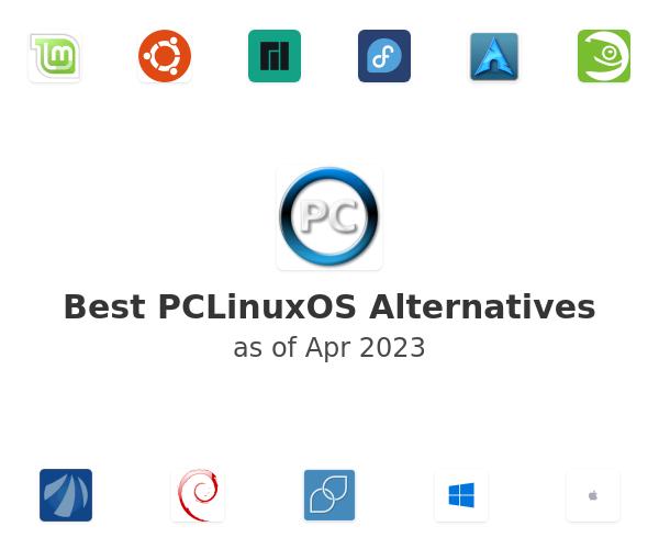 Best PCLinuxOS Alternatives