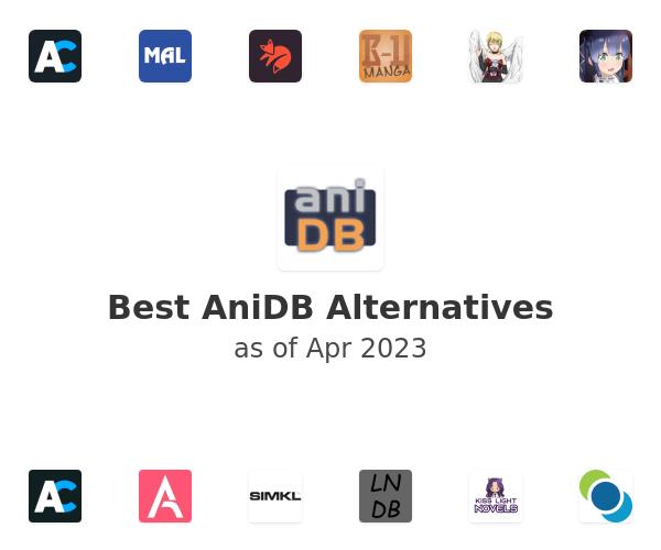 Best AniDB Alternatives