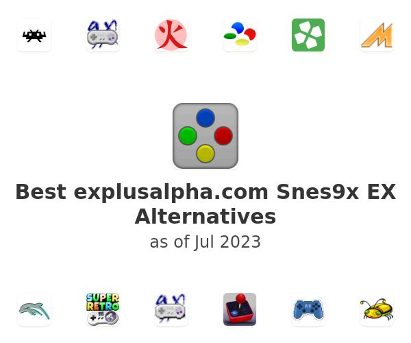 Best Snes9x EX Alternatives