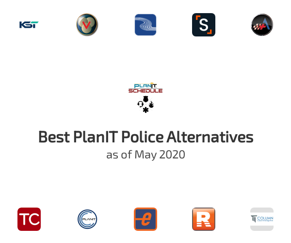 Best PlanIT Police Alternatives