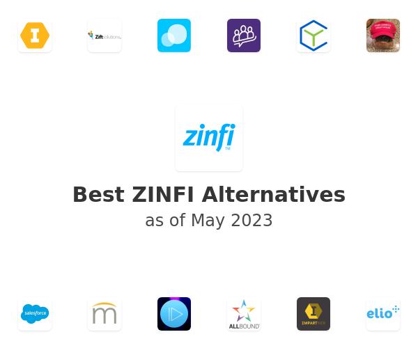 Best ZINFI Alternatives