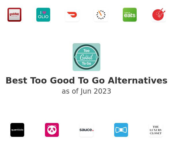 Best Too Good To Go Alternatives