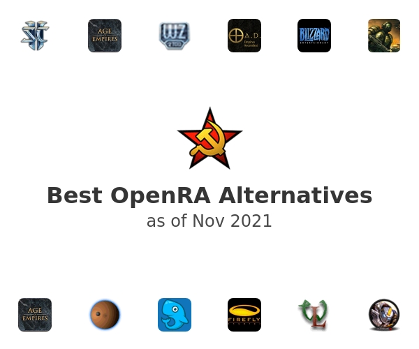 Best OpenRA Alternatives