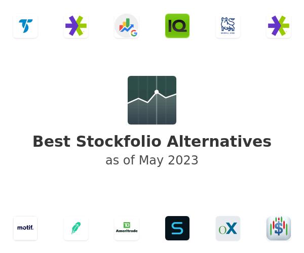 Best Stockfolio Alternatives