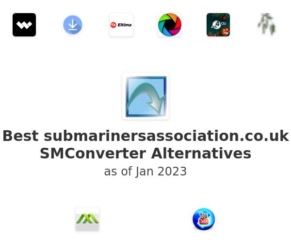 Best submarinersassociation.co.uk SMConverter Alternatives
