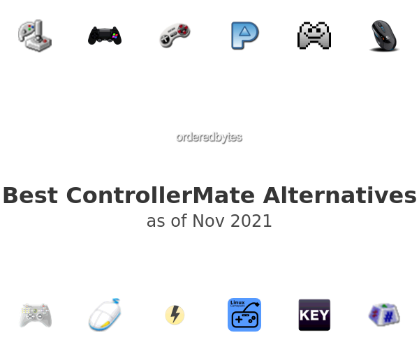 Best ControllerMate Alternatives