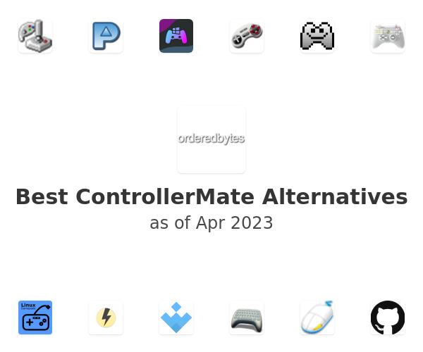 Best ControllerMate Alternatives