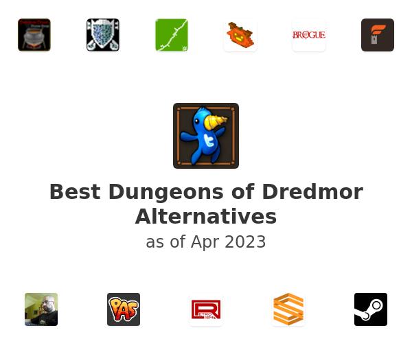 Best Dungeons of Dredmor Alternatives