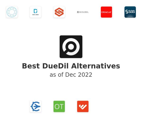 Best DueDil Alternatives
