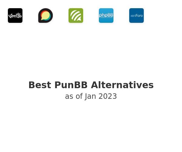 Best PunBB Alternatives