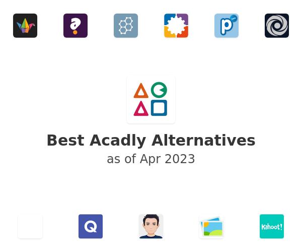 Best Acadly Alternatives