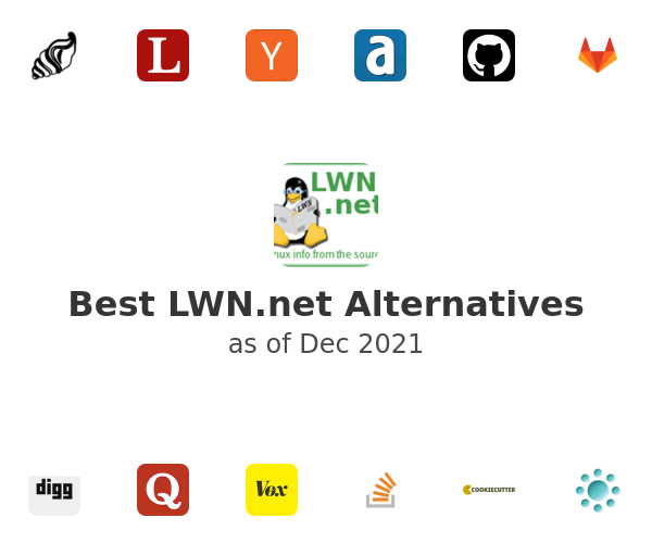 Best LWN.net Alternatives