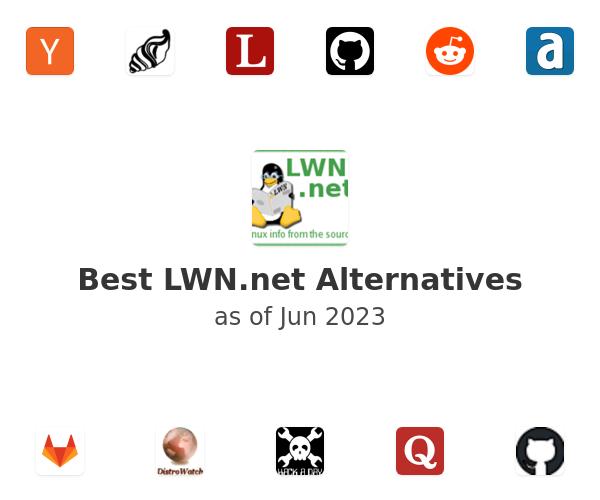 Best LWN.net Alternatives