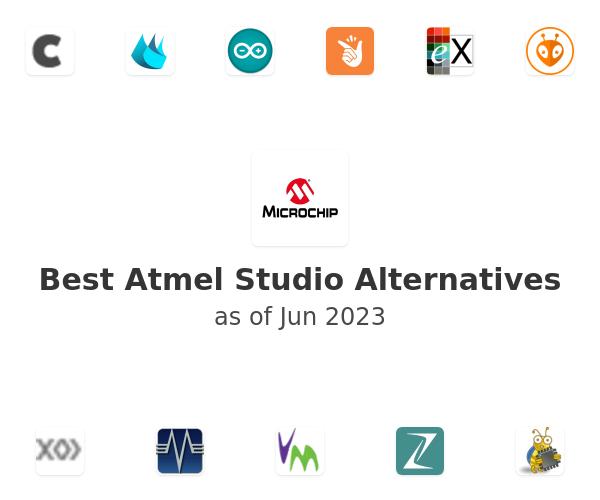 Best Atmel Studio Alternatives