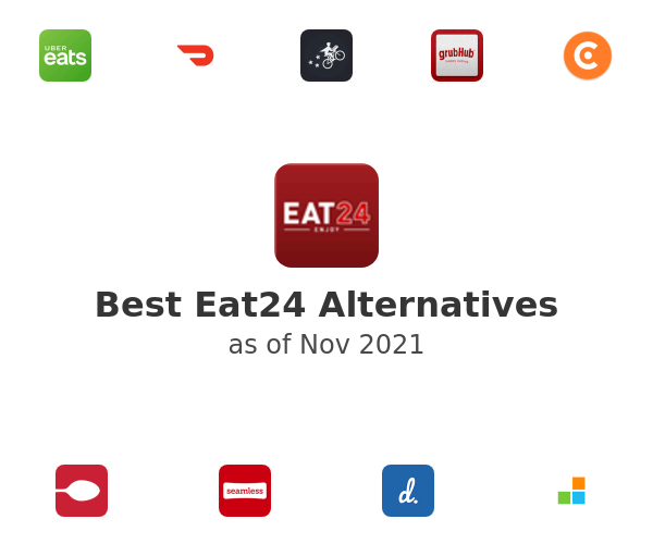 Best Eat24 Alternatives