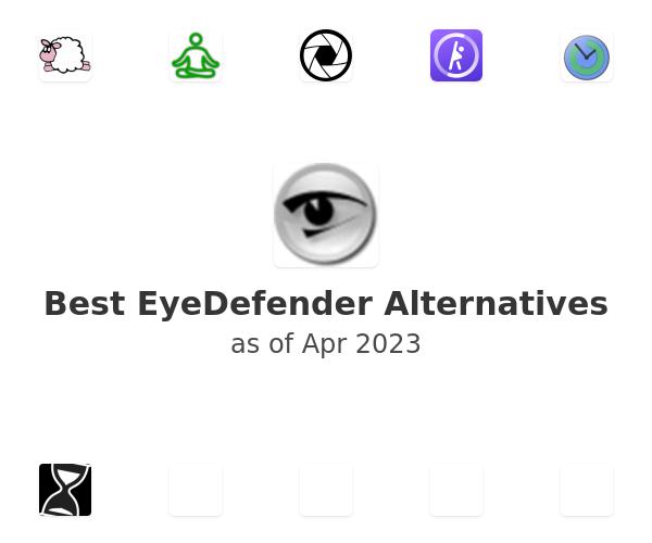 Best EyeDefender Alternatives
