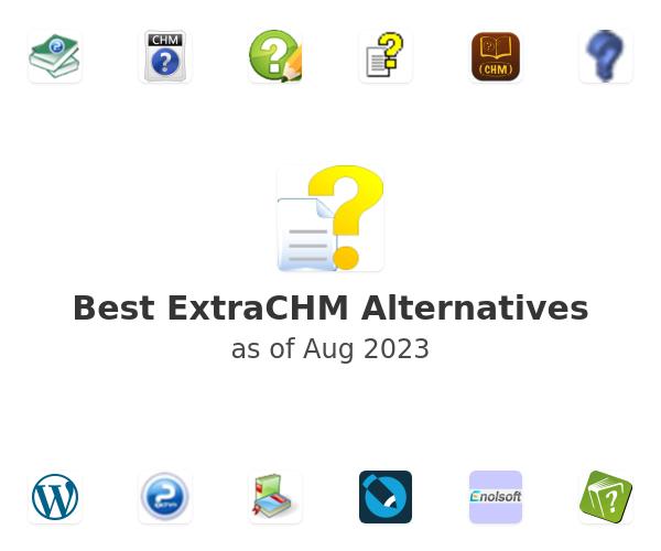 Best ExtraCHM Alternatives