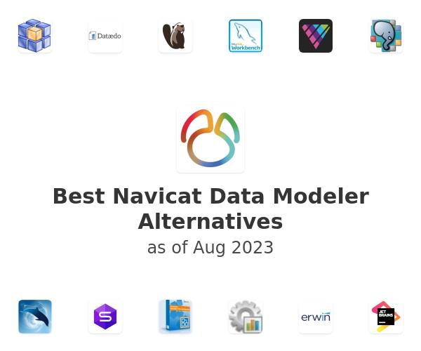 Best Navicat Data Modeler Alternatives