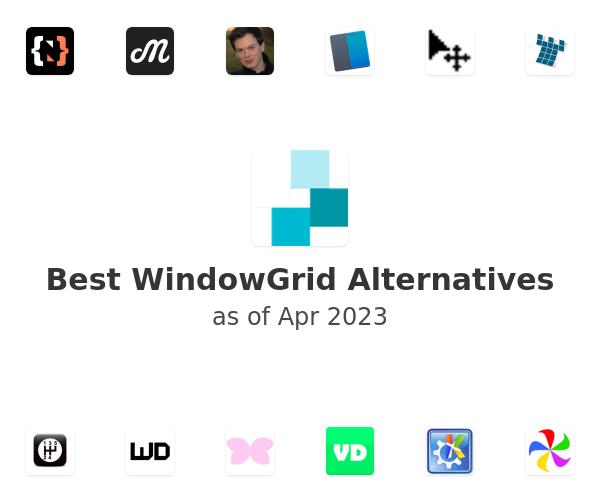 Best WindowGrid Alternatives