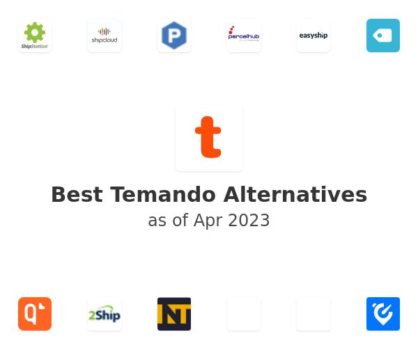 Best Temando Alternatives