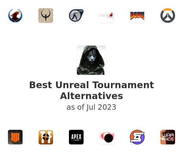 Best Unreal Tournament Alternatives
